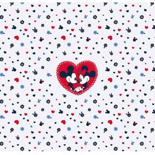 InfoThink Mickey 90th Anniversary Series Mouse Mat - Love Edition
