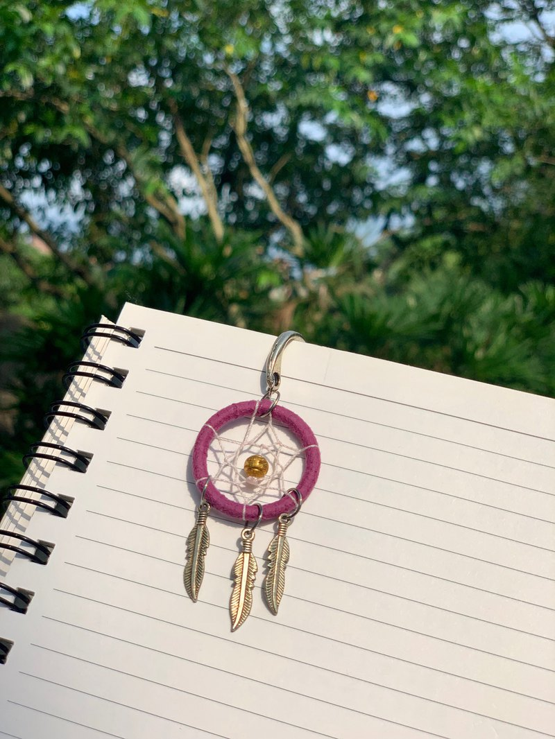 Dream Catcher Bookmark / Ray