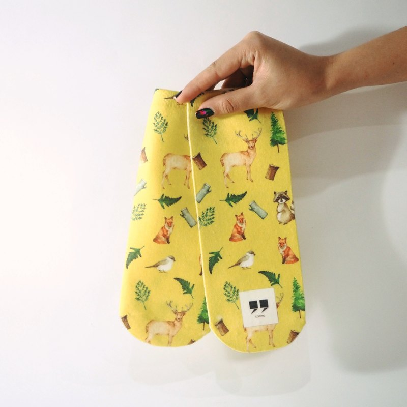 YELLOW.WILD-SOCK