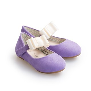 Baby Day classic fantasy doll shoes - elegant purple
