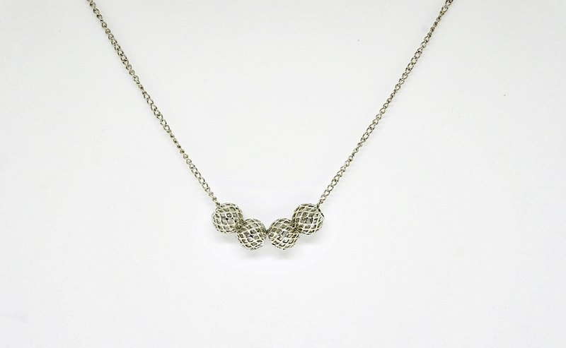 Alloy Necklace <wormhole> => limited X1
