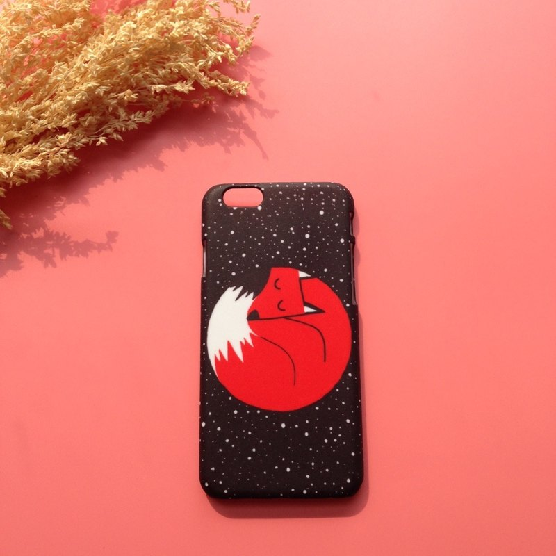 iPhone 6 /6s Mobile Shell Christmas Gift Exchange Gift New Year Gift Tail Gift
