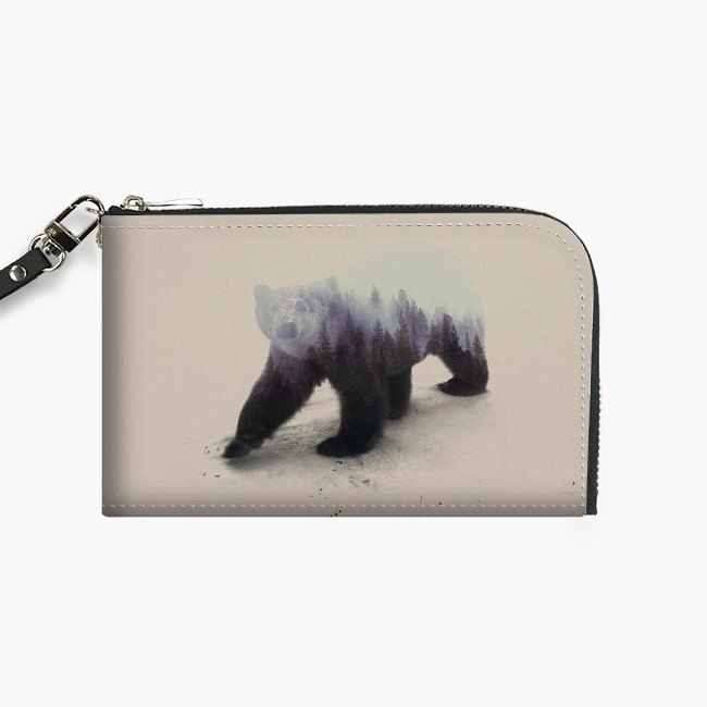 Snupped Isotope - Phone Pouch - Polar Bear