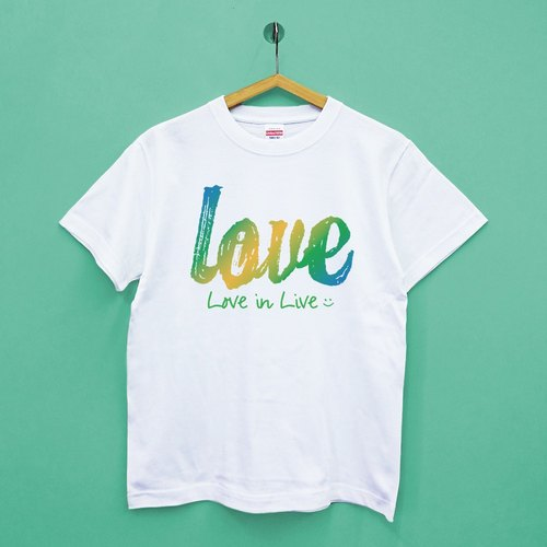Love Live (Japan) United Athle Cotton Soft Neutral Tee Shirt