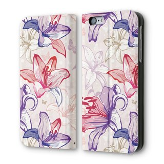 AppleWork iPhone 6 / 6S can be vertical flip leather PSIB6S-046