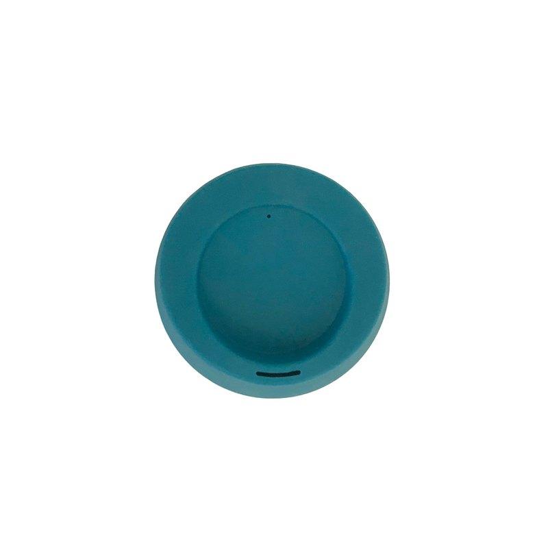 【美國GoSili/Silikids 鉑金矽膠】TOGO咖啡隨行杯蓋(湛藍)