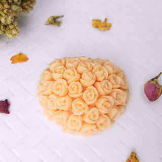 Heart-shaped Rose Bouquet Scented Soy Wax Sachet - Heart-shaped Rose Heart Shaped Rose