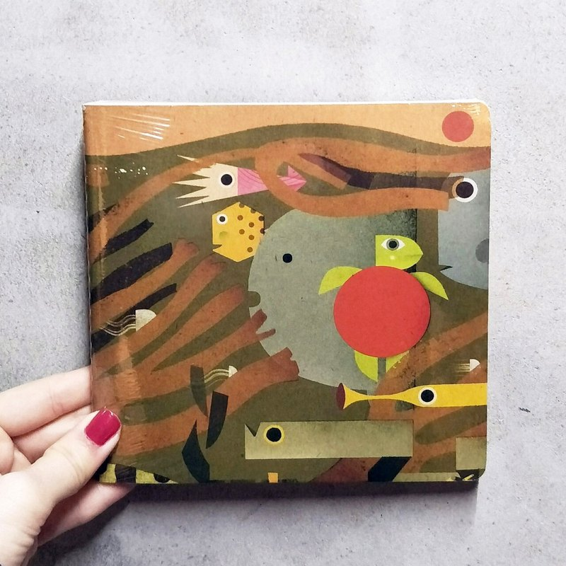 Paperback Notebook - Little Ostrich