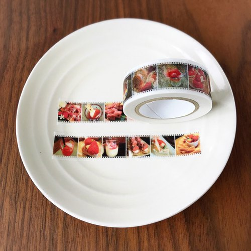 strawberry sweet washi tape masking tape paper tape