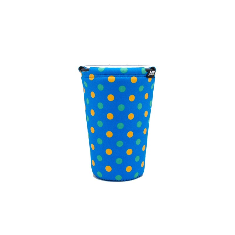 BLR Drink caddy [ Dot Blue ] WD120