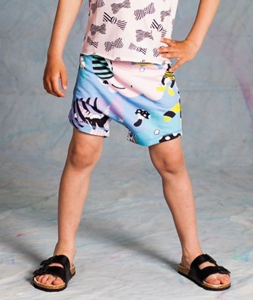 2016 spring and summer koolabah Loco print short shorts