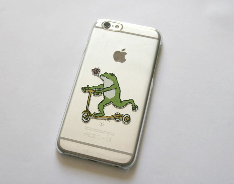 iPhone case Frog