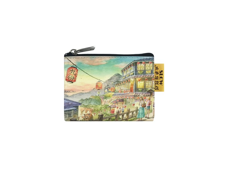 Sunny Bag - Train Head Yanfang - Coin Purse - Taipei Impression