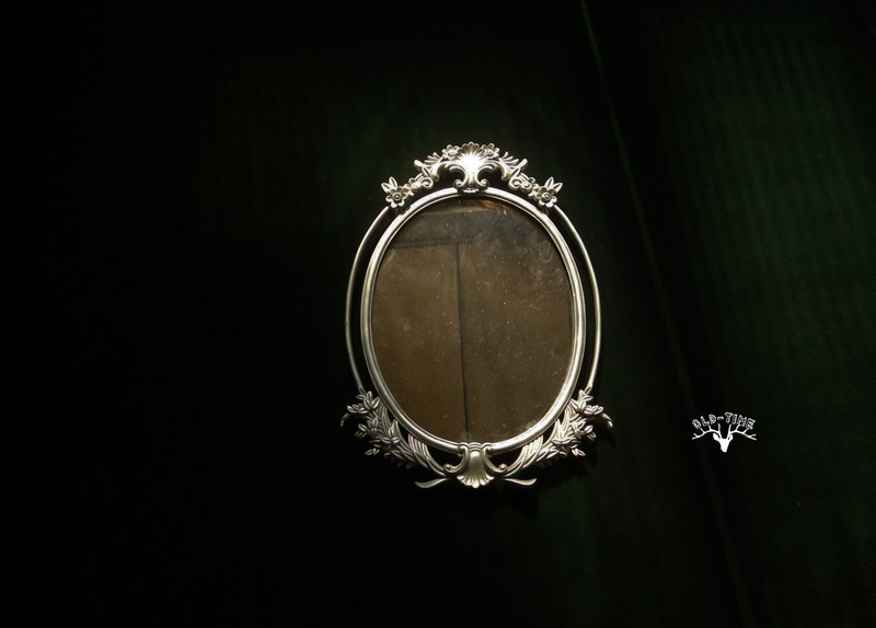 [Old Time OLD-TIME] [Old Time] Early Wall Mirror