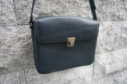 Miss Jin Mahao -Sienna dorsal side retro leather bag