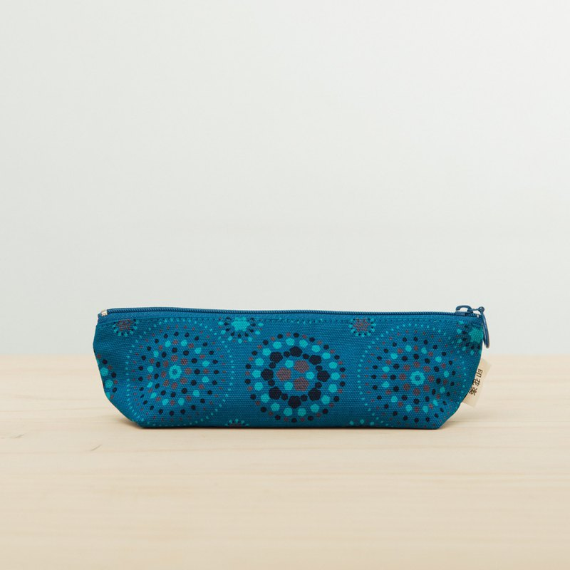 Pencil Case/Firework/Twilight Blue