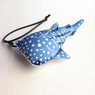 Design No.WS157 - 【Cotton Canvas】Whale Shark Charms