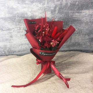 // Fall in Love // ​​Red Sun Rose Bouquet / Valentine's Day Ceremony Birthday