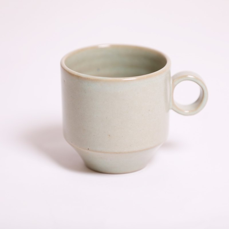 Mini Green Olive Mug-fair trade