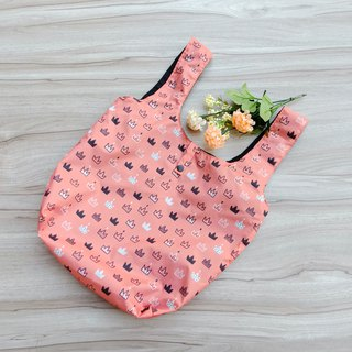 [Waterproof Shopping Bag] Hill (large) - Korean waterproof fabric