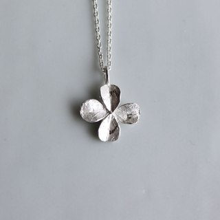 sv925 Clover Necklace