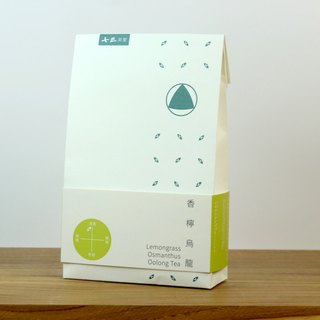 Lemongrass Osmanthus Oolong Tea-Family Pack (28 Teabags)