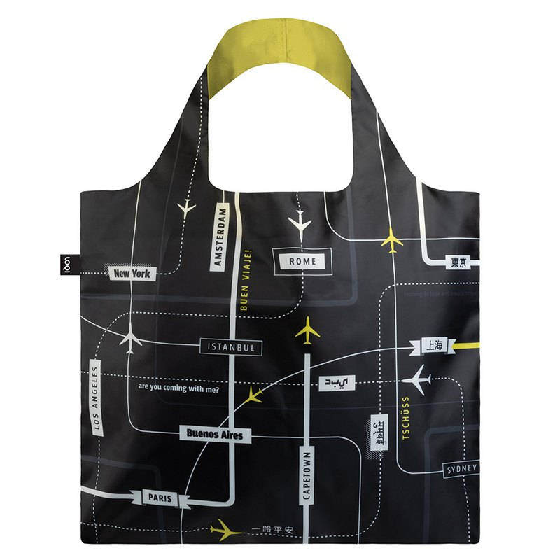 LOQI Shopping Bag - Depart AIDE