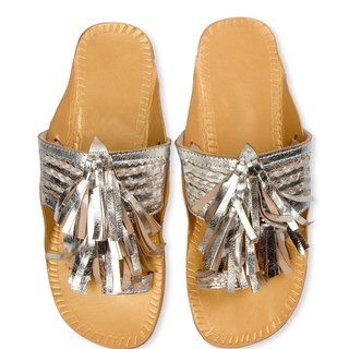 CHANDAMAMA Leela Silver Slipper