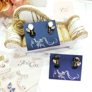 [JewCas] Air Earrings earrings / BJC-2267 (air ear clip)