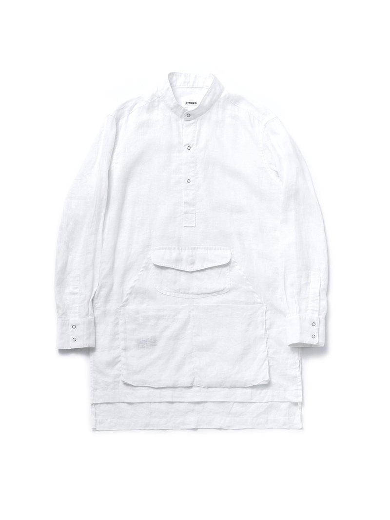 """WORKMAN"" APRON SHIRT"