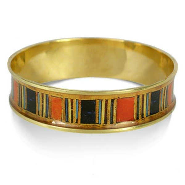 Ancient Egyptian totem Carmen hand ring