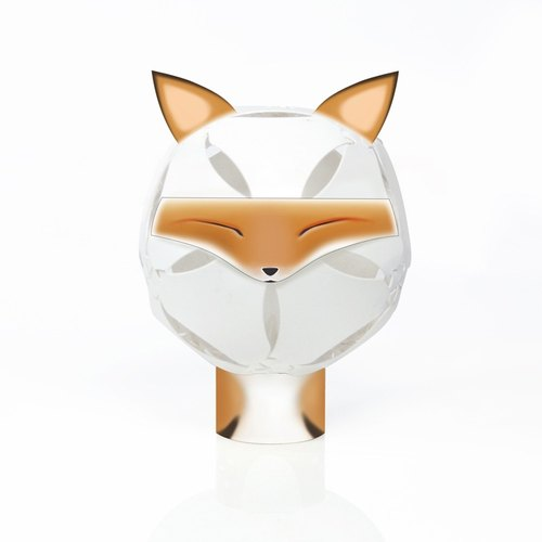 Geway | hold flap _ Lighting Nightlight animal series red fox _DIY_ teaching _ _ _ exchanging Christmas gifts birthday _ _ _ graduation _ Valentine gifts