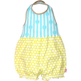 Japan BALLOON BIBPA open-back bag fart BLYE