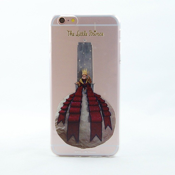 "Little Prince Movie Version authorized Series - [King] -TPU lonely phone case ""iPhone / Samsung / HTC / LG / Sony / millet / OPPO"""