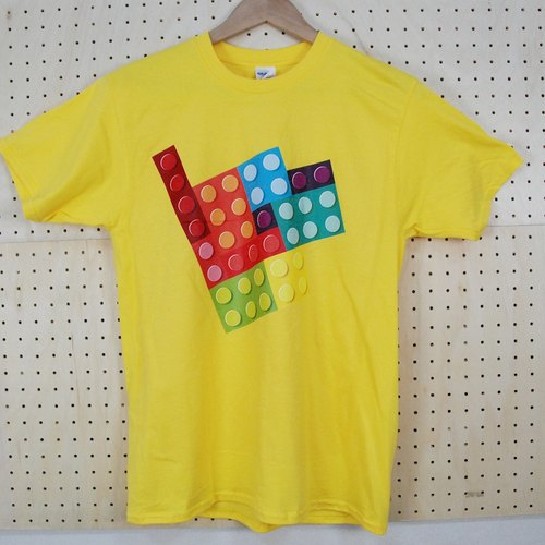 "T-shirt ""Neutral / Slim"" (Yellow) -850 Collections"