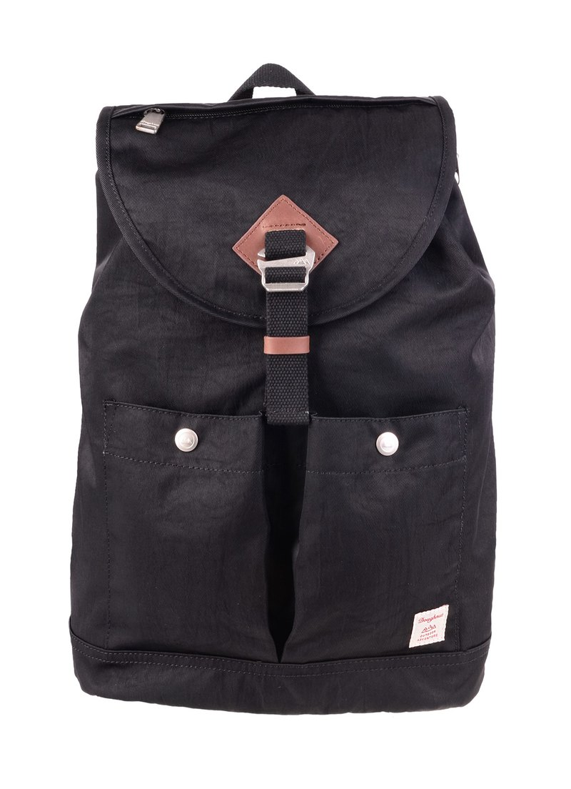 Doughnut Waterproof Soda Cracker Backpack - Classic Black