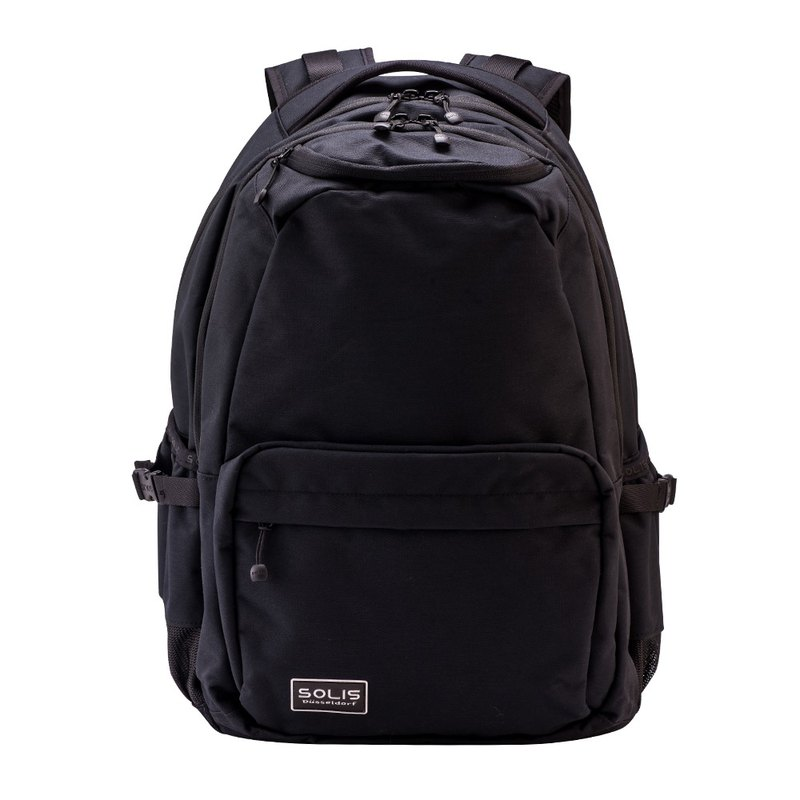 "SOLIS Hiker Series 15"" REISE premium laptop backpack(Black)"