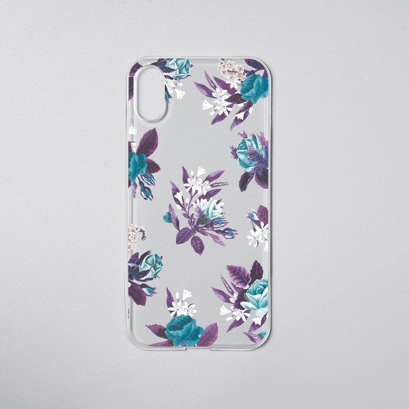 Mod NX/CrashGuard NX Single Buy Backboard/Flowers - Winter Concerto for iPhone Series