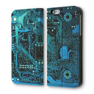 AppleWork iPhone 6 / 6S can be vertical flip holster Matrix PSIB6S-031