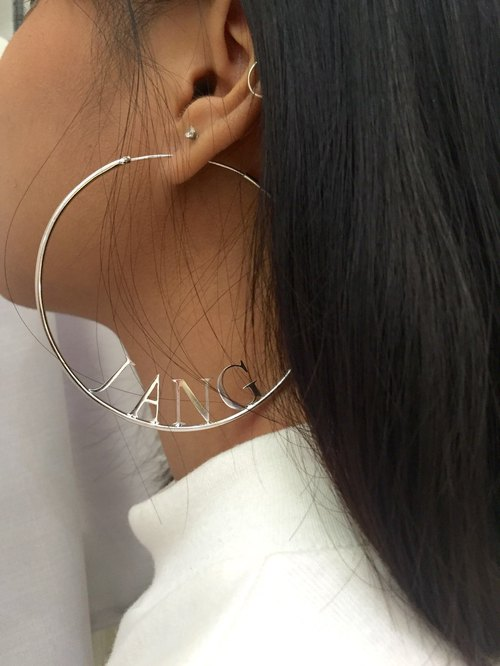 Name your earrings