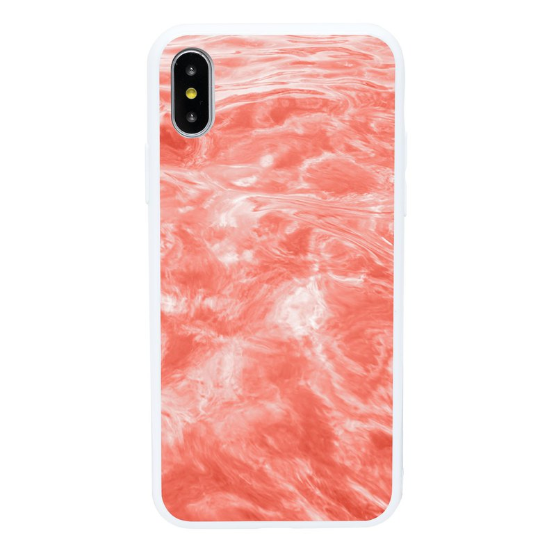 Orange Sea iPhone 6 7 8 Plus X XS XR XSmax Phone Case