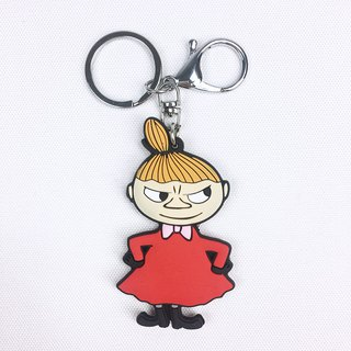 Moomin 噜噜米 authorization - small point key ring