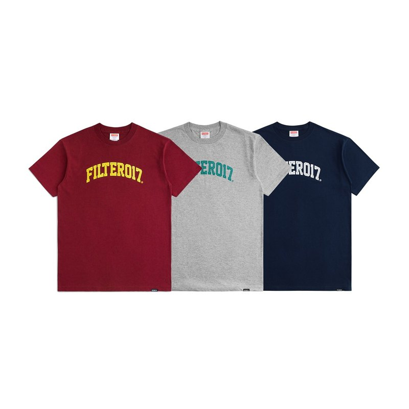Filter017 College Fonts Tee / College Font Tee Vol.2