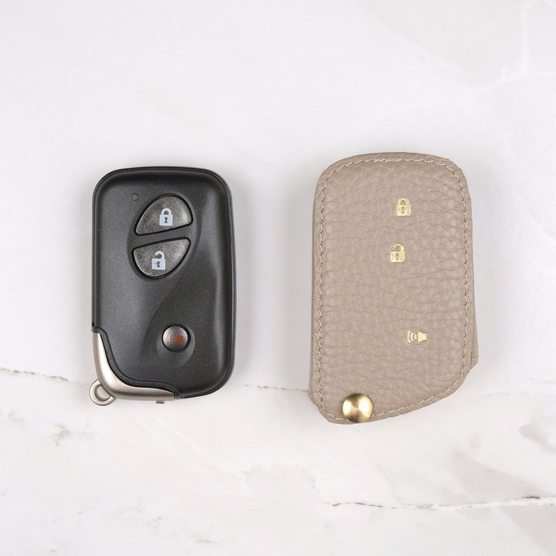 Lexus CT 200h car key holster made to order