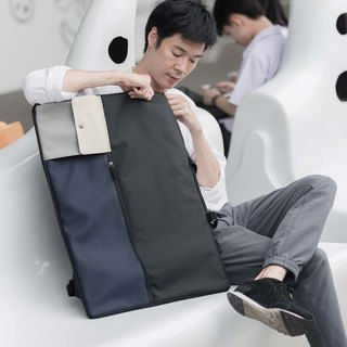 Mana A2 Drawing Board Portable Case / Briefcase - Smart Navy