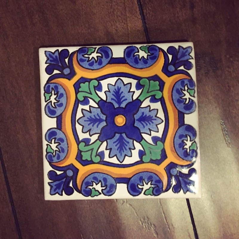 Additional replenishment! Spanish-style hand-painted tiles Y subsection (a total of 25 models)