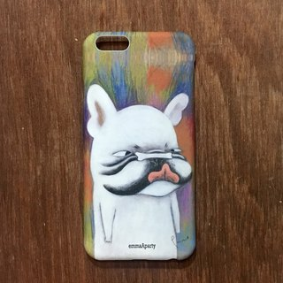 emmaAparty illustrator phone case: eat and eat