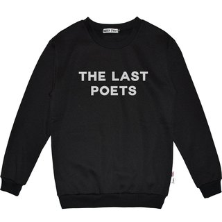 British Fashion Brand -Baker Street- The Last Poets Printed Sweater