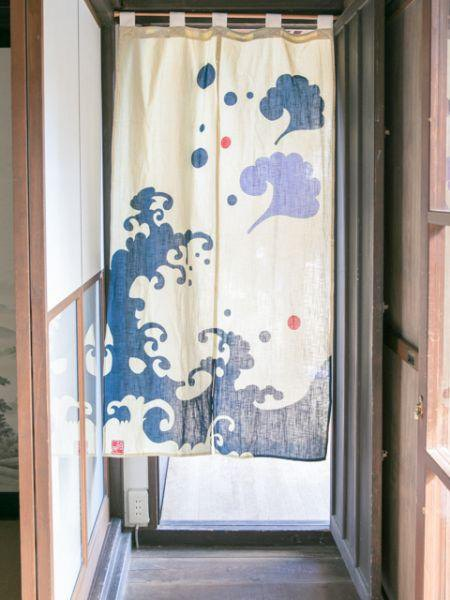 Japanese Style NOREN Door Curtain