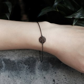 Black Branch Bracelet Woods Bracelet (Black)